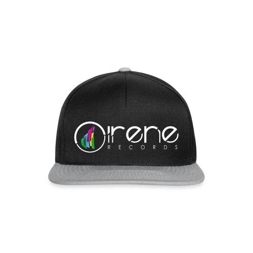 Irene Records T-schirt - Snapback Cap