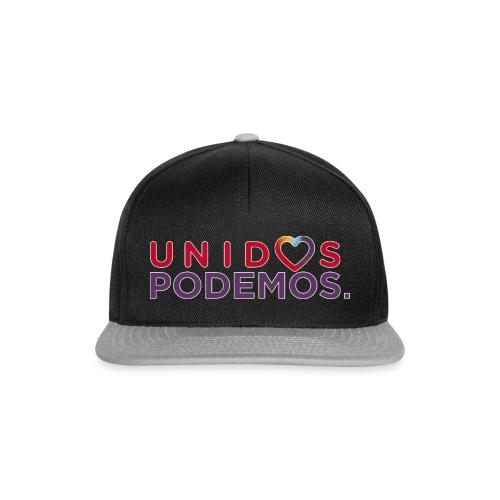 Taza Unidos Podemos 2016 Blanca - Gorra Snapback
