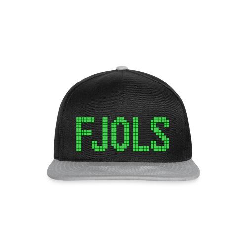 FJOLS Grøn - Snapback Cap