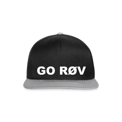 GO RØV - Snapback Cap