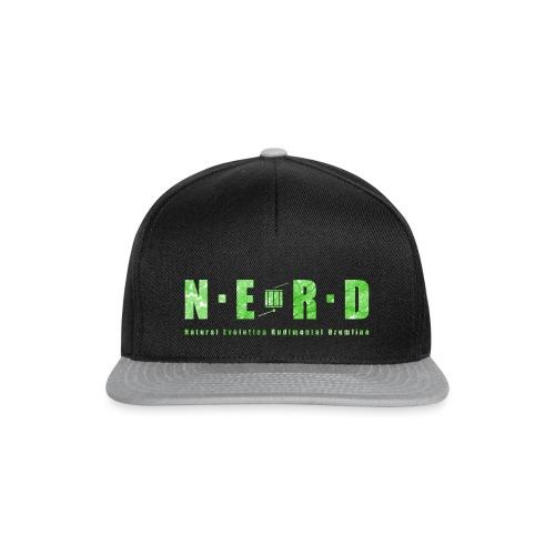 NERD Green - Snapback Cap
