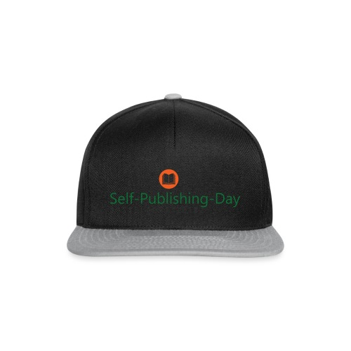 Self-Publishing-Day Düsseldorf 2018 - Snapback Cap