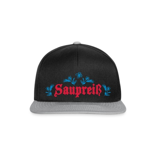 Saupreiß - Snapback Cap