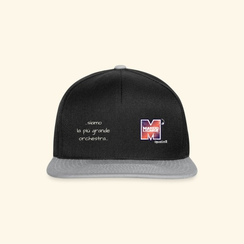 fanclub - Marco Ligabue - Snapback Cap