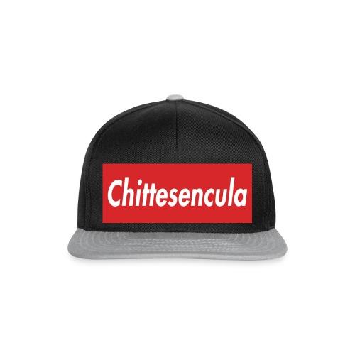 chittese - Snapback Cap