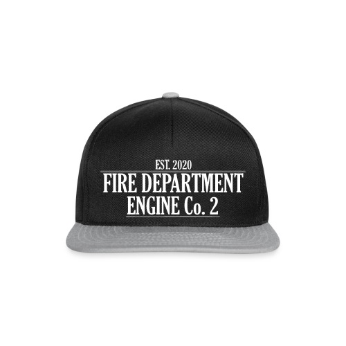 ENGINE Co 2 - Snapback Cap