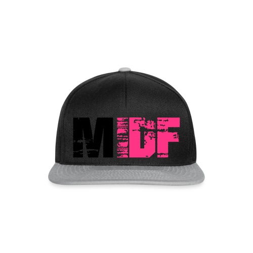 Logo MIDF 2 - Casquette snapback