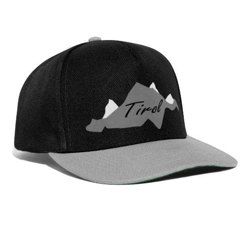 Berge Tirol - Snapback Cap