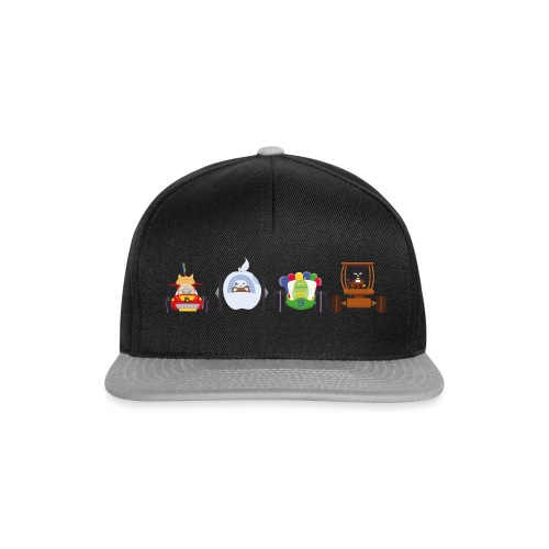 OS Race - Casquette snapback