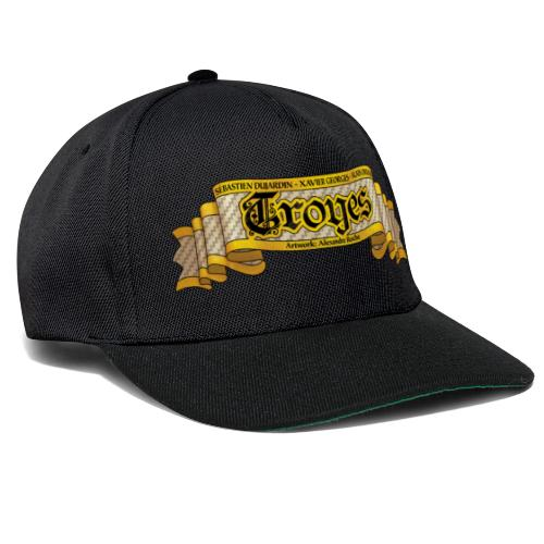 TROYES - Casquette snapback