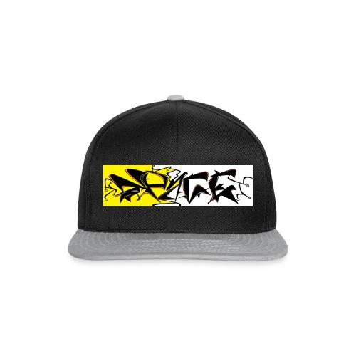 Space 3 1 - Snapback Cap