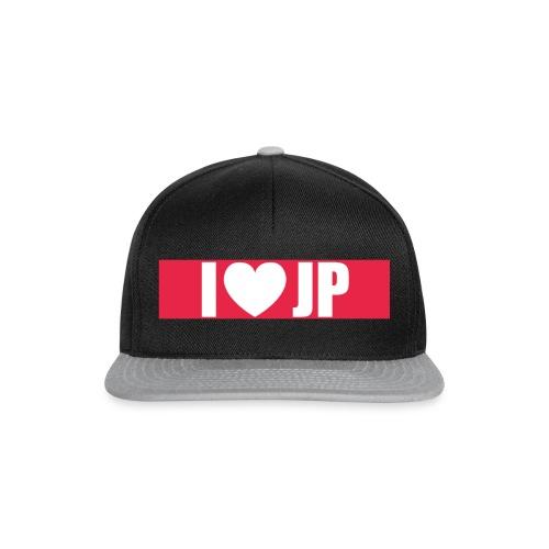 I heart JP - Snapback Cap