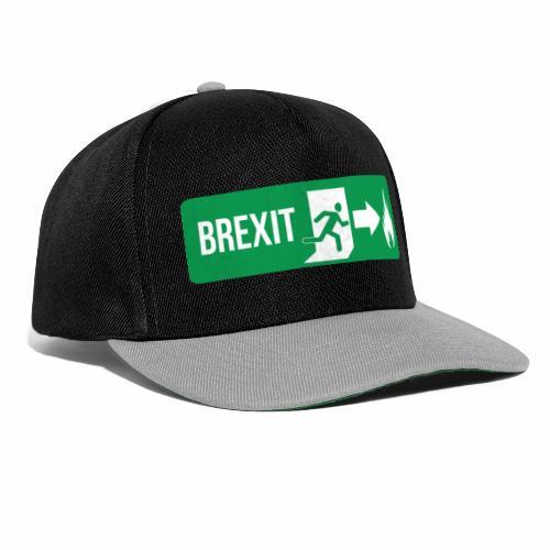 Fire Brexit - Snapback Cap