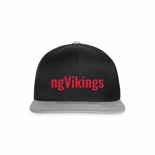 ngVIkings - Snapback Cap