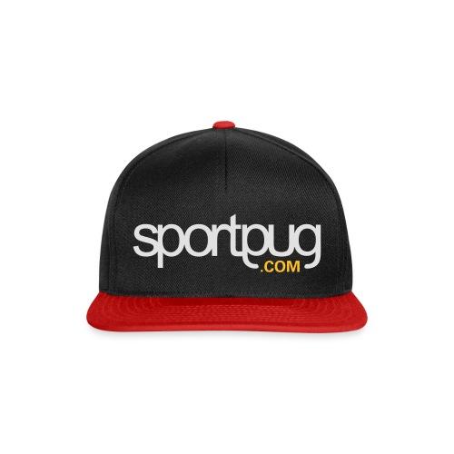 SportPug.com - Snapback Cap