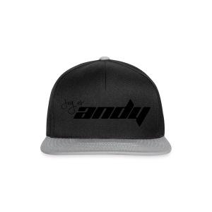 Andy t-shirt - Snapback-caps