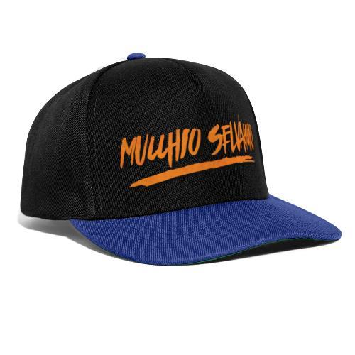 Mucchio Selvaggio 2016 Dirty Orange - Snapback Cap