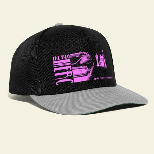 merc pink - Snapback Cap