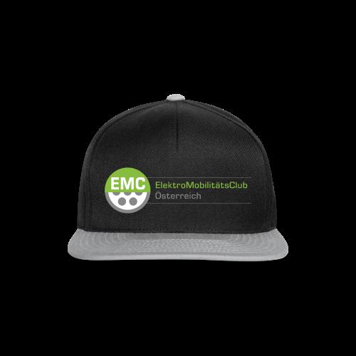 EMC Logo Hochauflösend - Snapback Cap