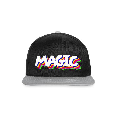 MagicColor Casquette - Casquette snapback