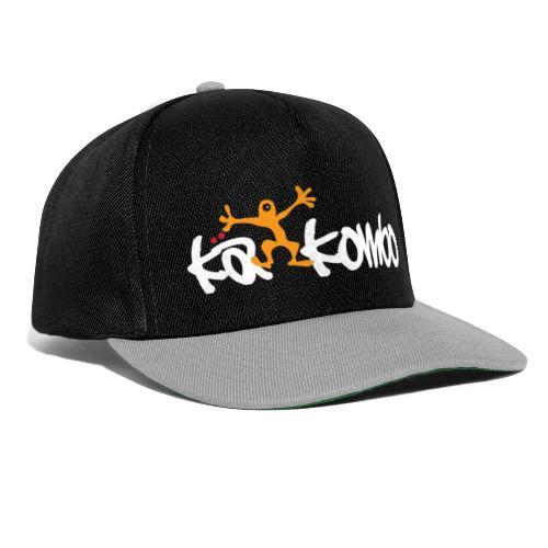 Logo Käkombo - Snapback Cap