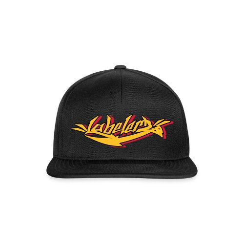 Labelerz Three - Snapback Cap