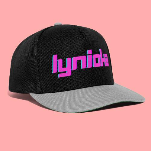Lynioka Logo 2 - Casquette snapback