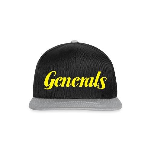 Generals - Snapback Cap
