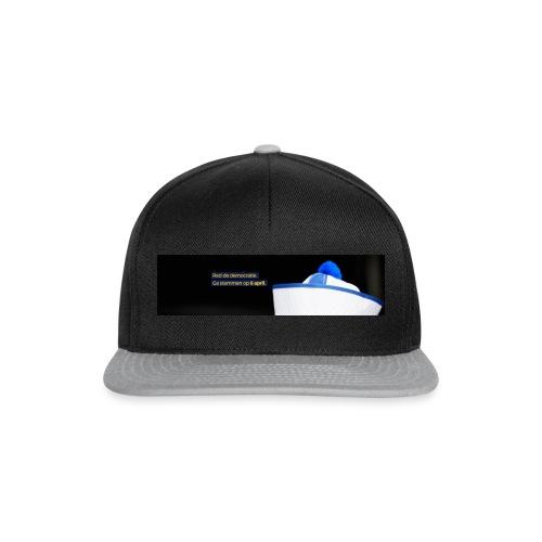 Geenpeil Mok - Snapback cap