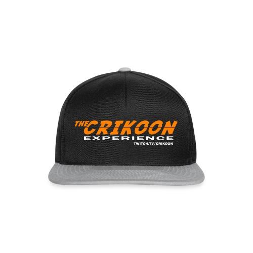 division-crikoon-png - Snapback Cap