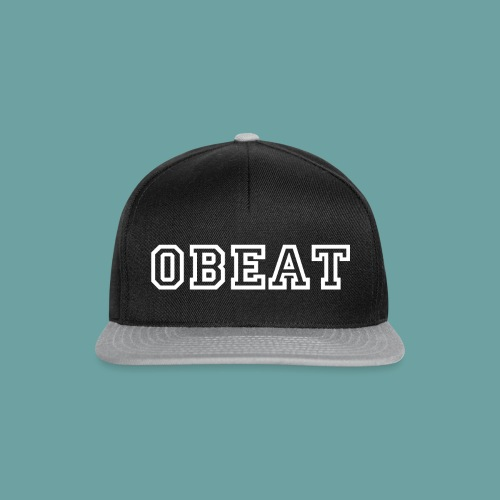 OBeat woord - Snapback cap