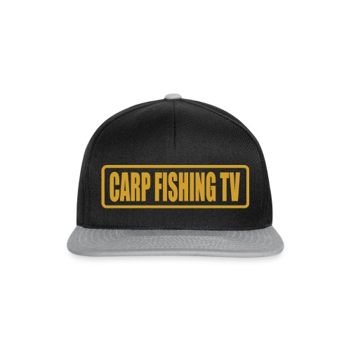 carpfishing-tv - Snapback Cap
