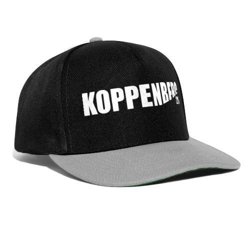 koppenberg wielrennen - Snapback cap