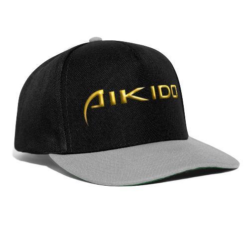 AIKIDO Gold AD - Snapback Cap