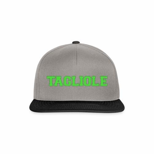 Tagliole Verde Pra di Muccio - Snapback Cap