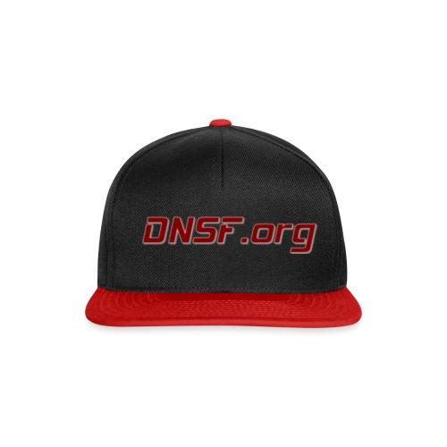 DNSF t-paita - Snapback Cap