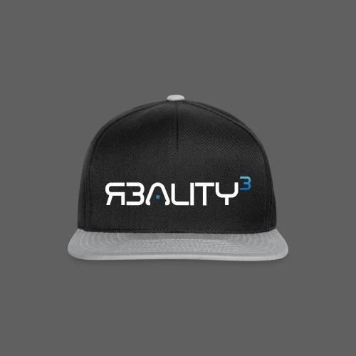 REALITY_3_PNGMID - Snapback Cap