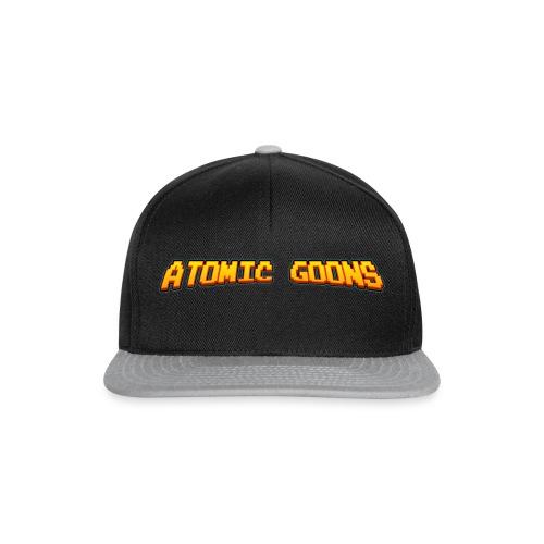 AG_Snapback gray - Snapback-caps