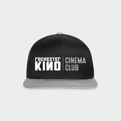 Kino logo wide light - Snapback Cap