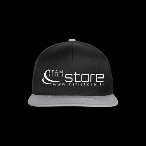 Hifi Store logo - Snapback Cap