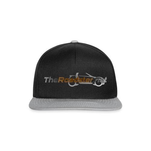 TR n logo png2 - Snapback Cap