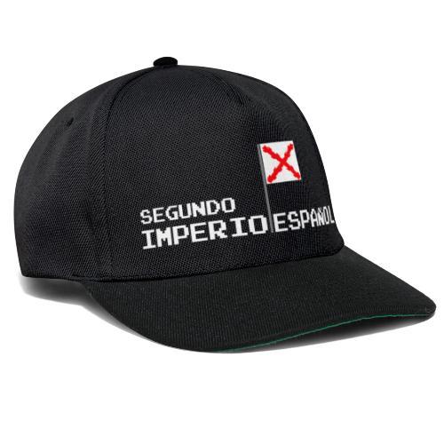 SEGUNDO IMPERIO ESPAÑOL - Gorra Snapback