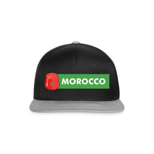 morocco, Maroc, tarbouch marocain - Casquette snapback