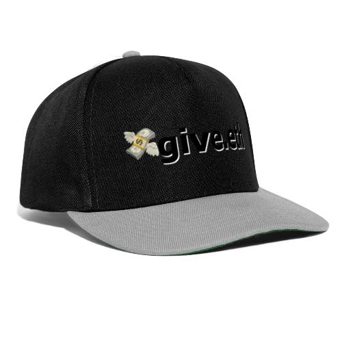 💸give.eth - Snapback Cap