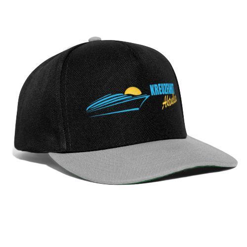 Kreuzfahrt Aktuelles - Snapback Cap