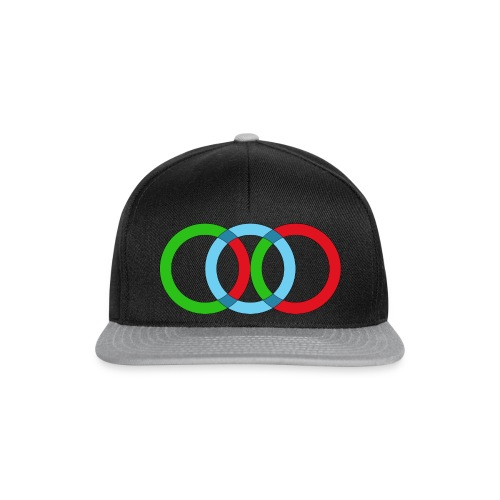 OLIMPIA-png - Snapback Cap