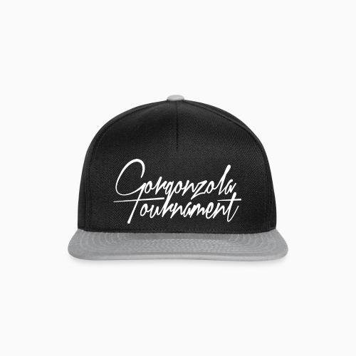 tournament-white - Snapback Cap