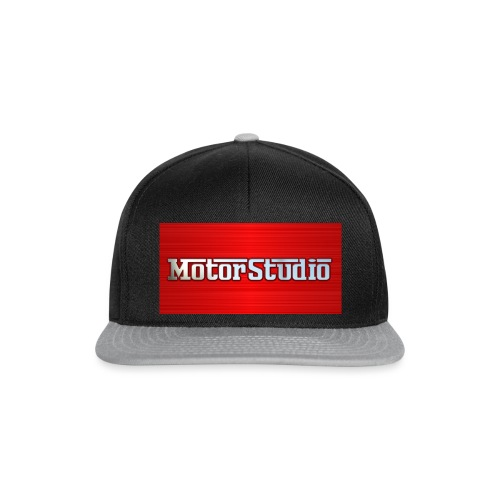 Motor Studio Design 1 - Snapback Cap
