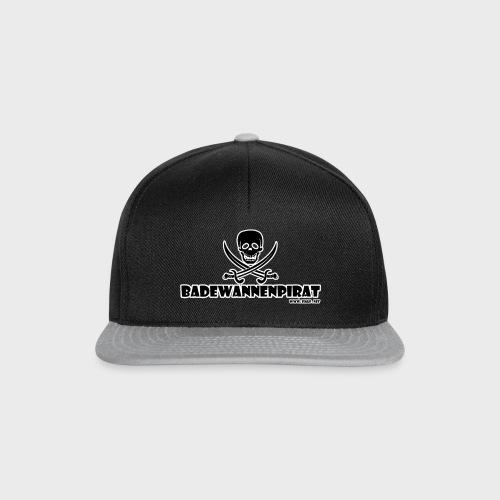 Badewannenpirat - Snapback Cap