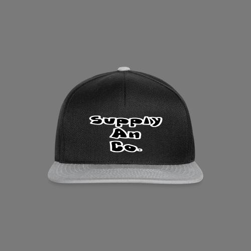 design 2 png - Snapback Cap